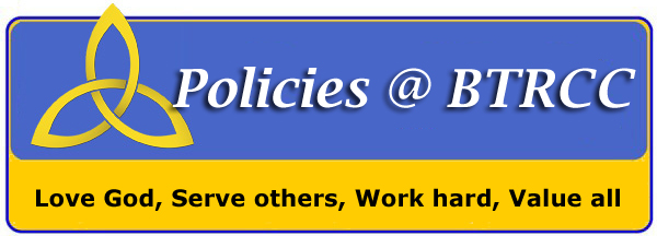 Policies Notice Header1