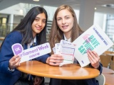 Ambarin helps pupils have their say!